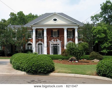 Stately Brick House