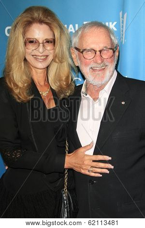 LOS ANGELES - MAR 22:  Norman Jewison at the Backstage At The Geffen Gala at Geffen Playhouse on March 22, 2014 in Westwood, CA