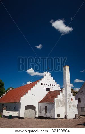 Castle Dragsholm outbuildings