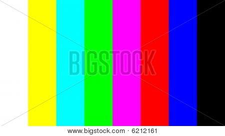 Farbkontrollstreifen