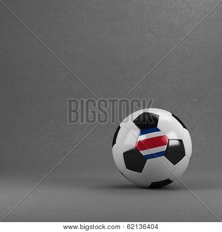 Costa Rica Soccer Ball