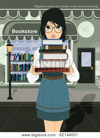 Shop Book