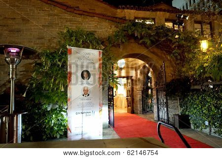 LOS ANGELES - MAR 22:  Atmosphere at the Backstage At The Geffen Gala at Geffen Playhouse on March 22, 2014 in Westwood, CA