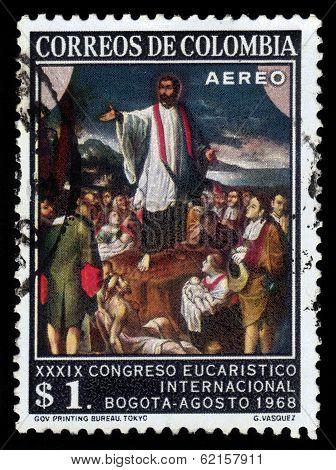 Painter Gregorio Vasquez, St. Francis Xavier