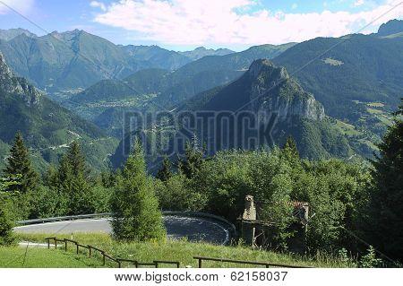 Passo Della Presolana