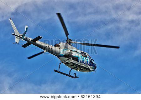 Australian Navy Squirrel Helicopter
