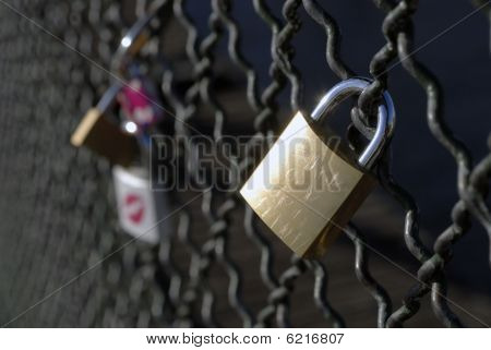 Padlocks And Love