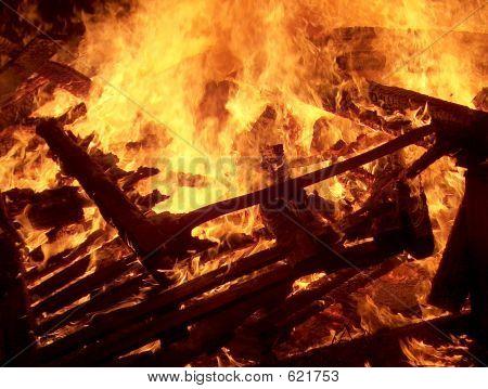 Raging Flames