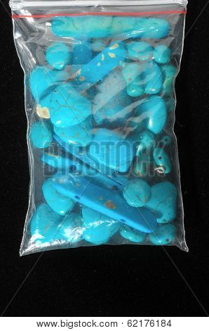 Colored Semi Precious Stones