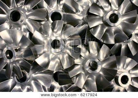 Fan/Impeller Blades