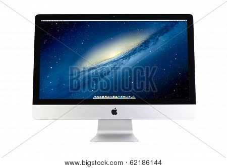 New iMac 27 inch Ultrathin design
