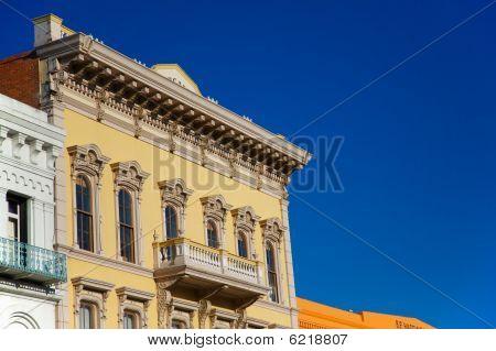 Gold Rush Building