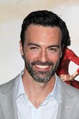 LOS ANGELES - MAR 24:  Reid Scott at the
