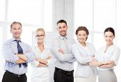 foto of enthusiastic  - business concept  - JPG
