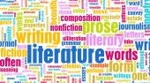 foto of grammar  - Literature Modern Education Background as a Art - JPG