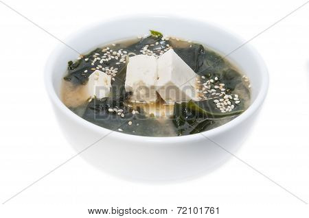 Japanese soup
