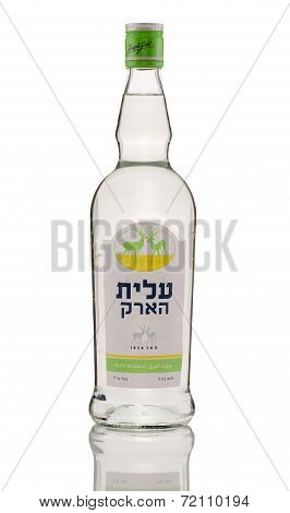 One Bottle Of Elite Ha-Arak