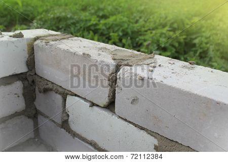Build a brick wall
