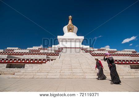 Tibetan Pagoda