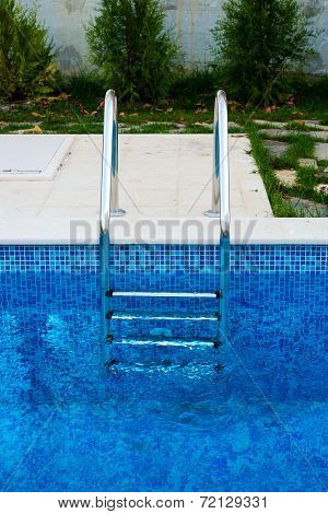Stairway For Pool