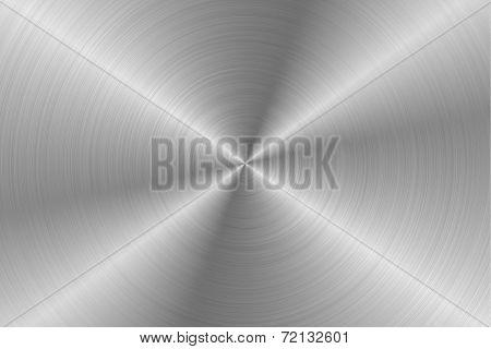 Circular Metal Surfaces Texture Backgrounds, Texture 2