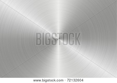 Circular Metal Surfaces Texture Backgrounds, Texture 1