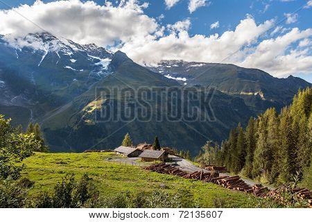 Mountain Sawmill - Landscape