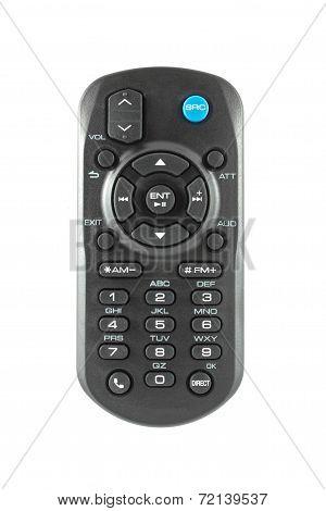 Car Audio Remote Control