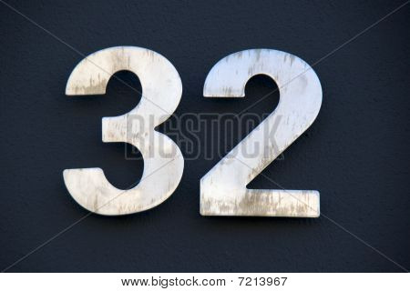 House Number: 32