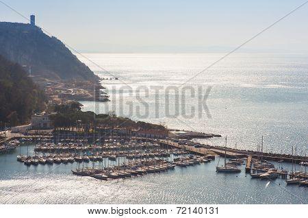 Sistiana Pier