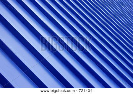 Metall-Dach