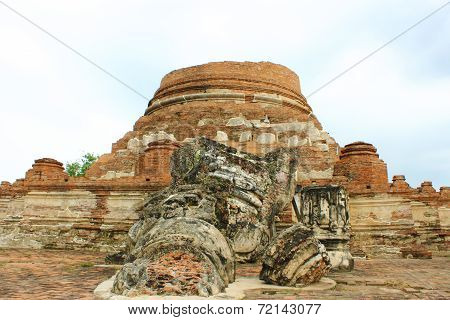 Wat Maheyong At Ayutthaya