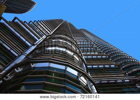 Skyscrapers (petronas Towers)