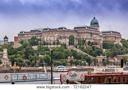 Buda Castle (Royal Palace)