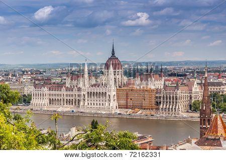 Hungarian Parliament Building