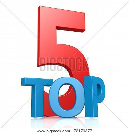 Top 5 Word