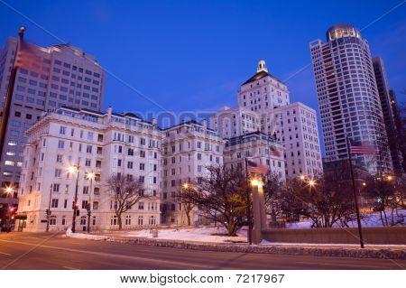 Night In Milwaukee