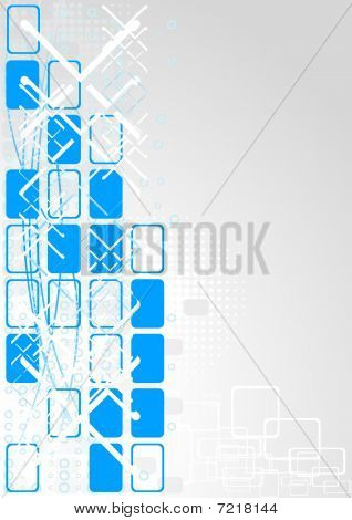 Bright background for your design