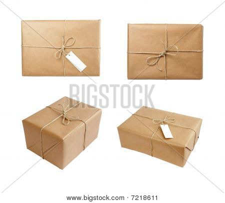 Box Package Wrap Group