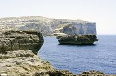 picture of gozo  - Gozo Scenic Views in the summer day - JPG