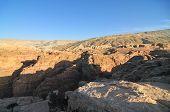 image of petra jordan  - Nabataeans capital city  - JPG