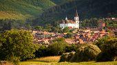 picture of sibiu  - Rasinari Church Sibiu  - JPG