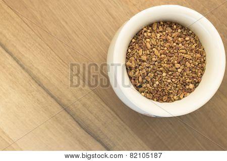 A Blend Of Various Seeds