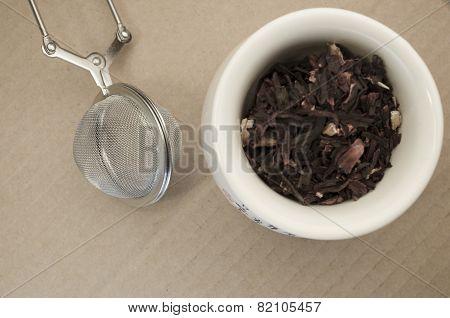 Hibiscus Herbal Tea Dried Petals