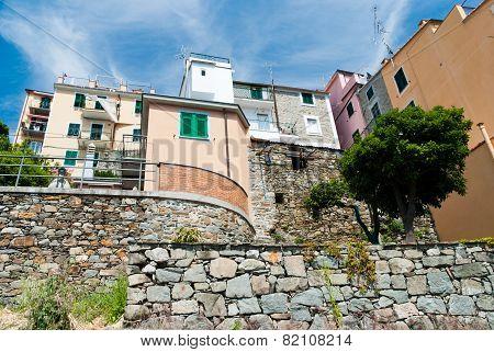 Cinque terre - Liguria - Italy, landscape