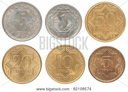 Tenge Coin