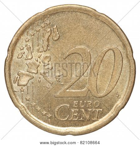 20 Euro Cents