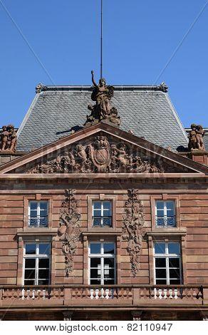 France, L Aubette In Kleber Square In Strasbourg