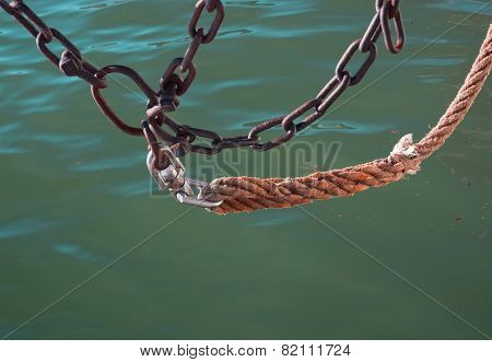 Chains And Rope