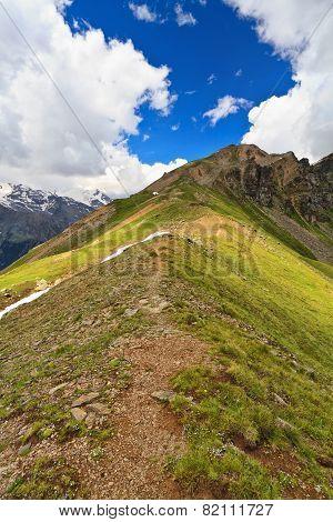 Trentino - Cercen Pass